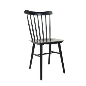 stoelen zwart